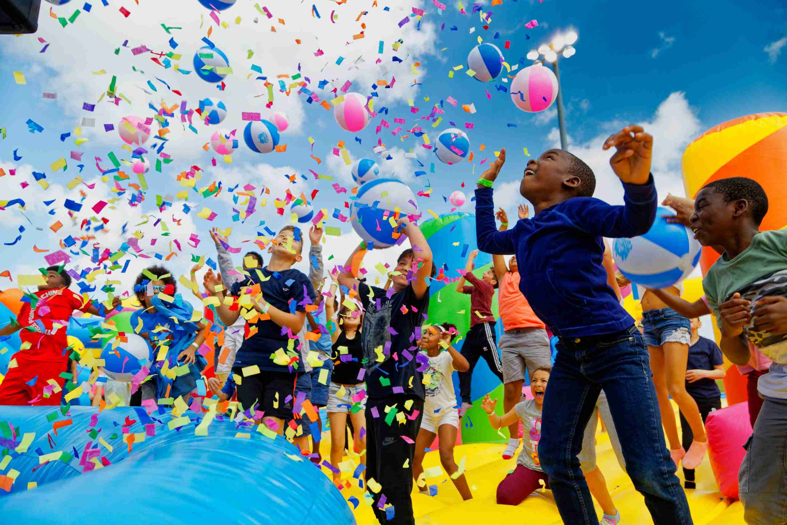 The Big Bounce America Immerse Agency